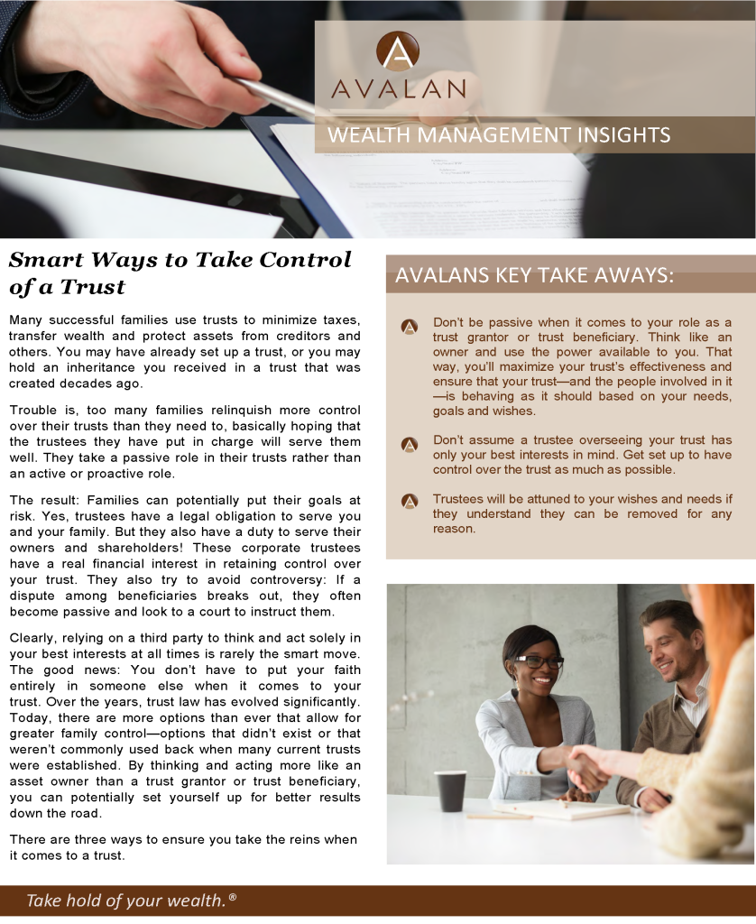 Smart Ways to Take Control of a Trust_reduced_Page_1